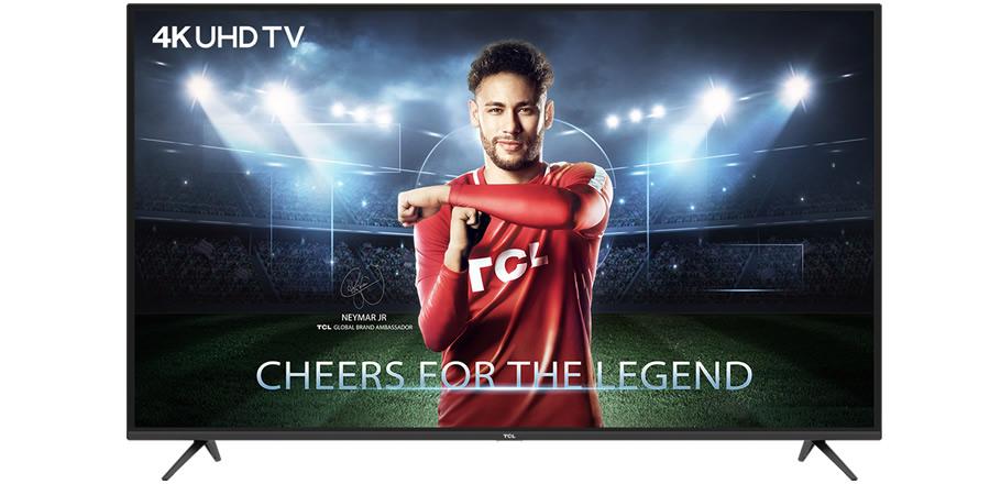 Smart TV 4K Ultra HD TCL Ultra HD 4K LED 49 polegadas 49P2US