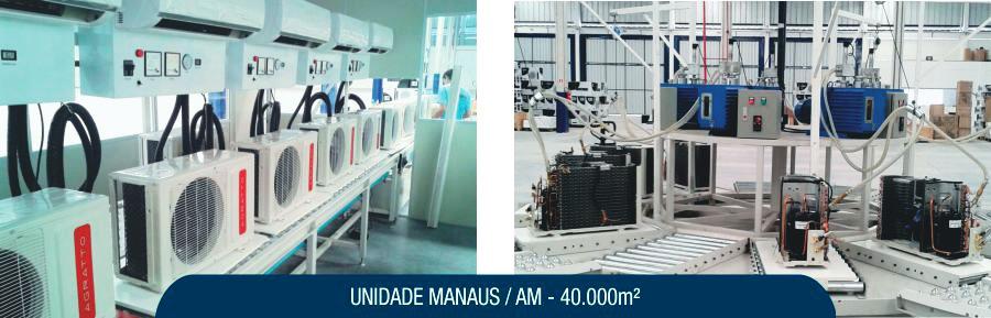 Agratto Ventisol em Manaus