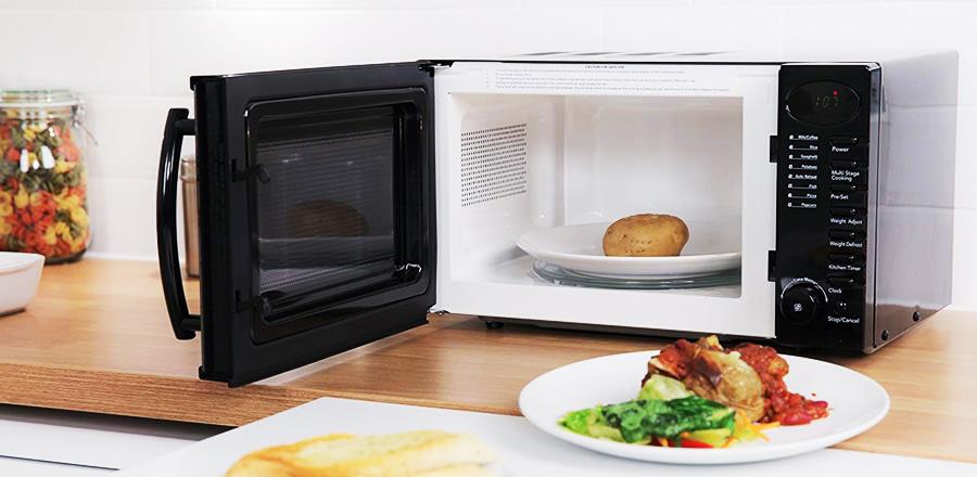 Como escolher microondas para sua casa