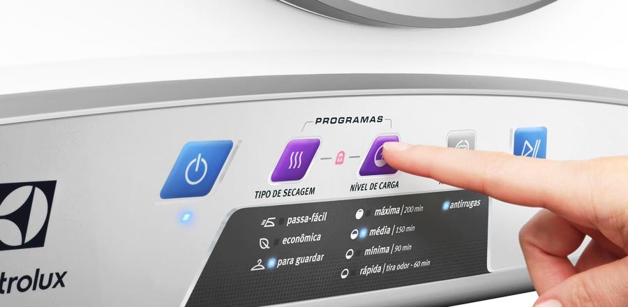 Secadora Electrolux não seca: O que pode ser?